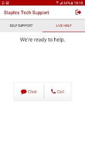 staples technical support