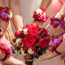 Wedding photographer Kseniya Sergeevna (kseniasergeevna). Photo of 04.08.2017