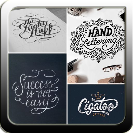 Hand Lettering Design Ideas