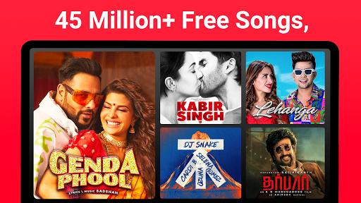 Gaana Music Hindi Tamil Telugu Songs Free MP3 App screenshot 9