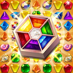 Jewels Fantasy : Quest Match 3 Puzzle 1.3.6