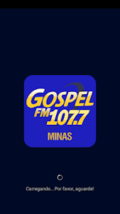 Gospel FM Minas Radio screenshot 0