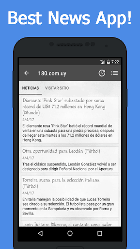News Uruguay  screenshots 2