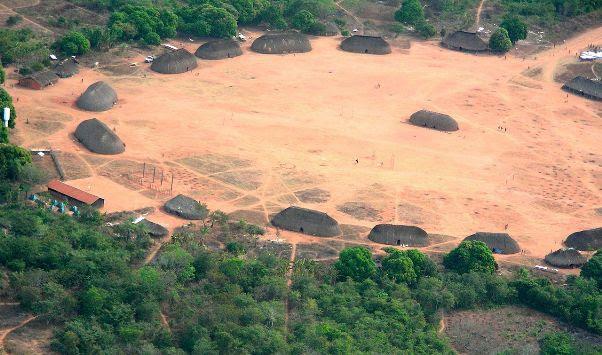 Parque Nacional do Xingu