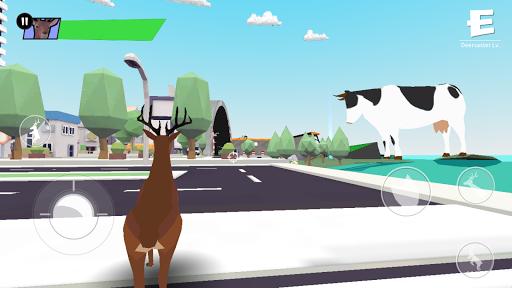 DEEEER Simulator Average Everyday Deer Game 7.0 screenshots 2