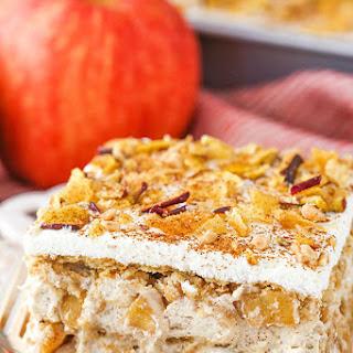 Cinnamon Apple Icebox Cake Recipe