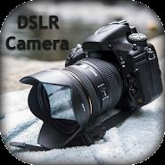 DSLR Camera : Ultra HD 4K Camera APK icon