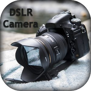 DSLR Camera : Ultra HD 4K Camera APK Download for Android