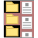FolderNote - Widget icon