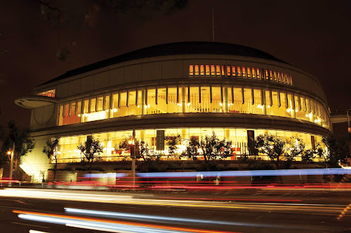 Davies Symphony Hall, the concert hall in the San Francisco War Memorial and Performing Arts Center.
