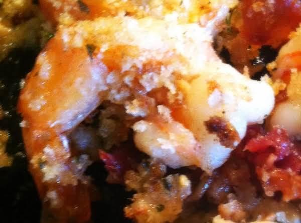Bacon Shrimp Scampi Appetizer