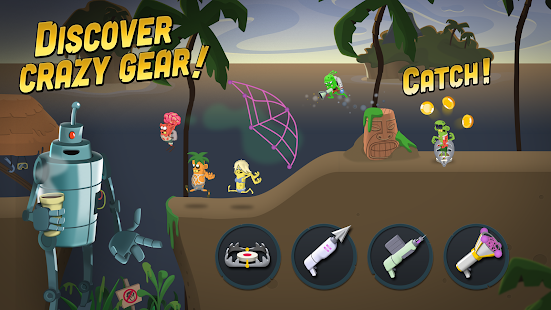 Download Game Zombie Catchers v 1.0.14 MOD Apk [Unlimited Money] – Android Games | okeapk.com