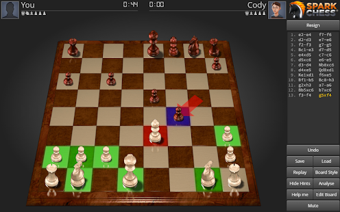 SparkChess HD- screenshot thumbnail