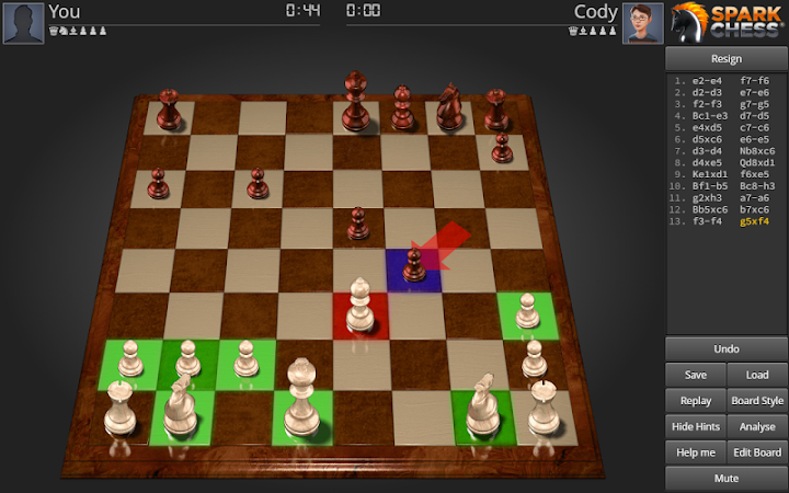 SparkChess HD v10.0.3