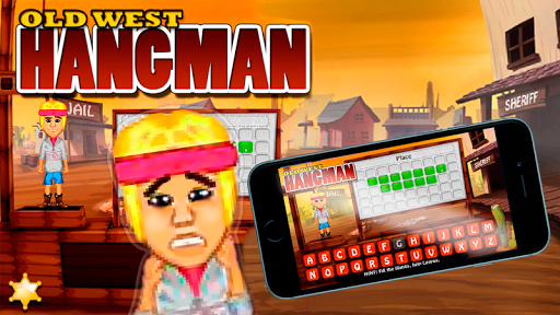 Old West HANGMAN 1.2 screenshots 3