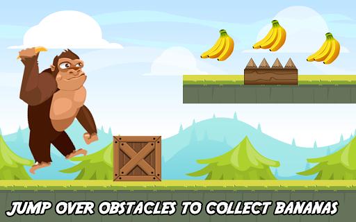 玩免費冒險APP|下載猴子丛林香蕉运行 app不用錢|硬是要APP