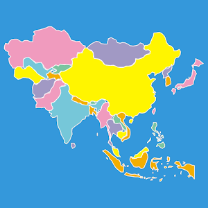 Asia map puzzle android apps on google play asia map puzzle gumiabroncs Images