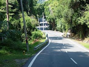 Photo: Pulau Pangkor - road from Pasir Bogak to Teluk Ketapang