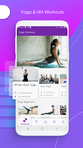 Yoga Workout - Yoga for Beginners - Daily Yoga Apk 2