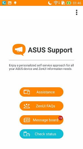 ASUS Support-ZenFone tips help