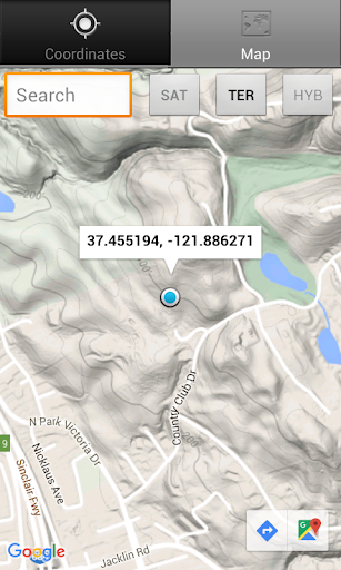 Coordinates - Apps on Google Play on