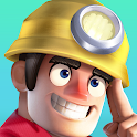 Miner To Rich - Idle Tycoon Simulator icon
