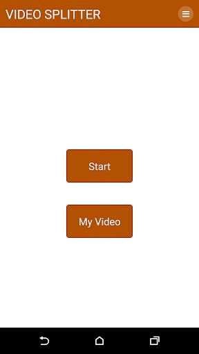 Split Large Video