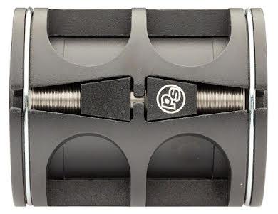 Problem Solvers Bushnell Eccentric Lightweight Bottom Bracket - 68mm x 54mm, Black alternate image 0