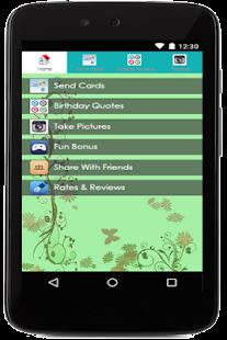 Free Birthday Card Apper P Google Play