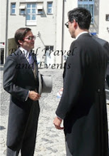 Photo: the groom Prince Francois of Orleans