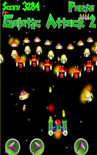 Galactic Attack 2- screenshot thumbnail