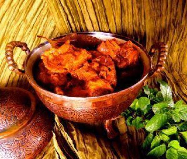 Kashmiri Rogan Josh Recipe