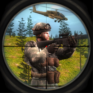 Sniper Shooting 3D icon do jogo