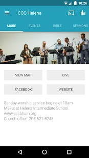 Christ Community Church - AL- screenshot thumbnail
