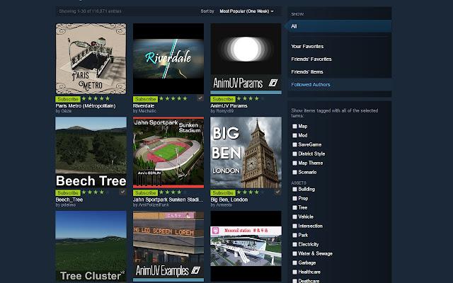 Steam Workshop Tools (Beta)