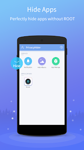 Hide App, Private Dating, Safe Chat - PrivacyHider Screenshot