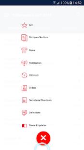 CompaniesAct - náhled