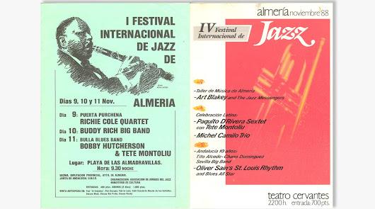 Memorias de un festival de jazz (I)
