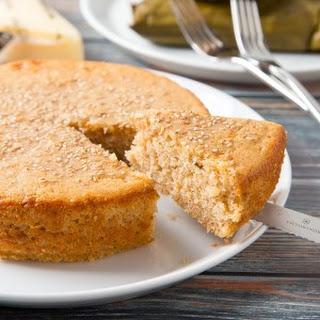 Quesadilla Salvadorena (Salvadorian Sweet Cake).