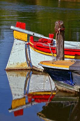 Riflesso di barche di Gianni.Saiani  Photos