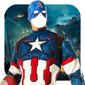 Superhero Costume Photo Editor