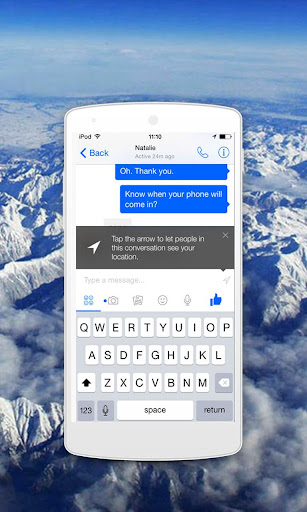 Messenger OS 9 - iMessenger