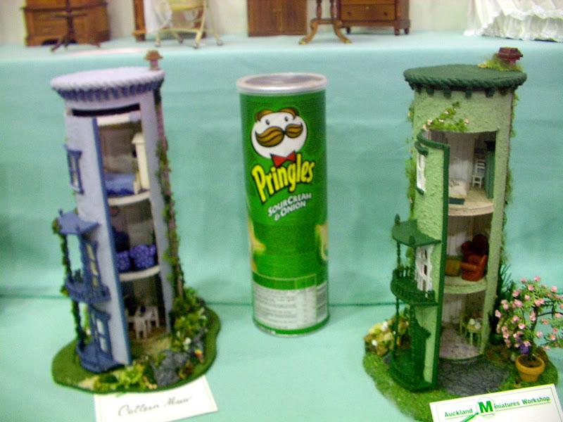 Photo: doll house - pringles