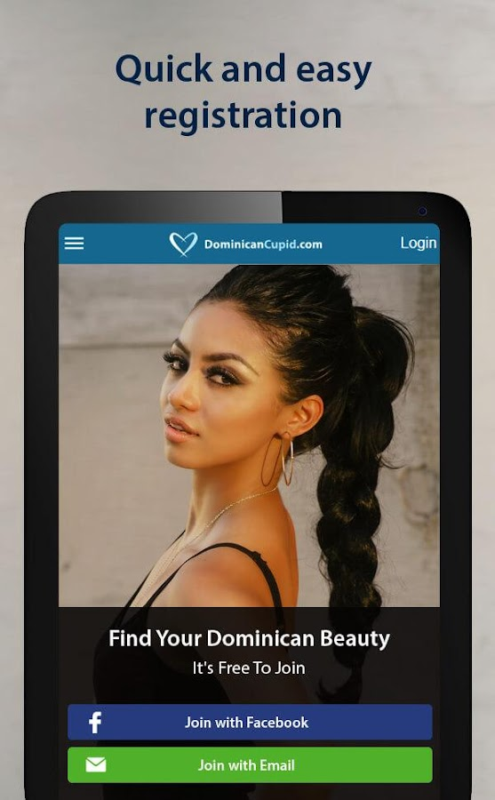 DominicanCupid - Dominican Dating App- screenshot