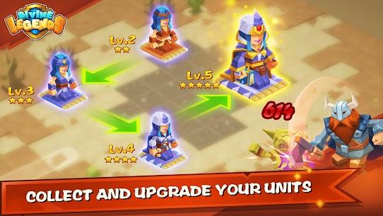 Divine Legends MOD Unlimited Gold 3