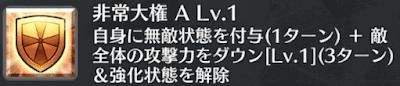 非常大権[A]