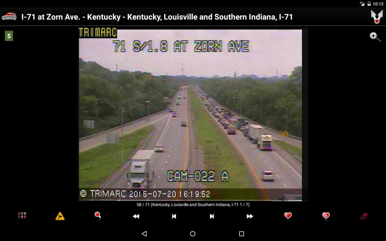Cameras Louisville & Kentucky- screenshot