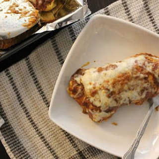 Hearty Vegetarian Black Bean Enchiladas