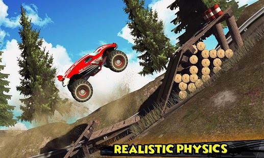 Monster Truck Rider 3D- screenshot thumbnail