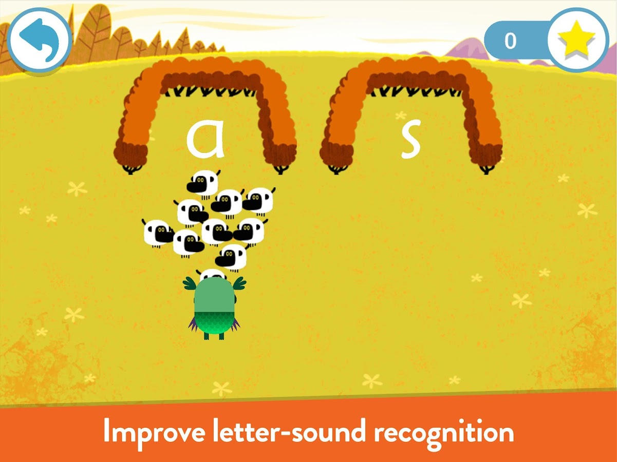 Teach Your Monster to Read - Phonics and Reading- screenshot